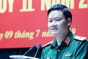 Bộ Quốc phòng thông tin thêm vụ Thiếu úy Biên phòng xả súng vào đồng đội