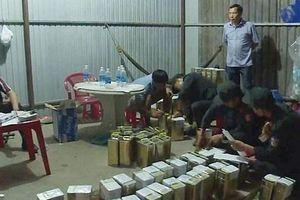 Bắt giam nữ đồng phạm của ông Trịnh Sướng trong đường dây xăng giả