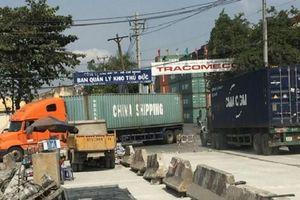 TP.HCM chốt ngày di dời tại cảng Trường Thọ