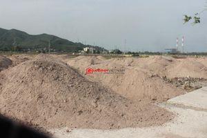 Tỉnh Quảng Ninh chỉ đạo 'nóng' vụ 'tuồn' tro xỉ Nhiệt điện Cẩm Phả đi san lấp mặt bằng