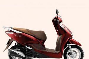 Phiên bản mới của Honda Lead chuẩn bị ra mắt được ứng dụng những gì?