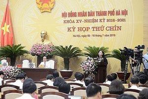 Hà Nội: Chất vấn các vấn đề 'nóng' về quản lý đất đai