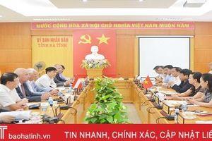 Sẽ đào tạo du học tại chỗ ngành cử nhân điều dưỡng tại Hà Tĩnh