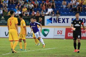 Nhìn lại vòng đầu tiên của lượt về V.League: Sự trở lại của nhà ĐKVĐ Hà Nội