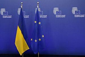 Khai mạc Hội nghị thượng đỉnh Ukraine-Liên minh châu Âu