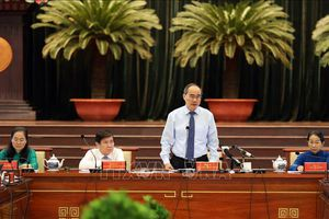 TP Hồ Chí Minh quyết tâm xử lý dứt điểm các vấn đề 'nổi cộm'