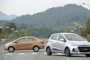 Grand i10 tiếp tục chiếm ngôi đầu bảng doanh số của Hyundai Thành Công