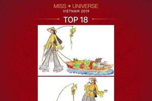 Bộ trang phục dân tộc được fan Thái Lan vote 'điên đảo' để càn quét Miss Universe, Hoàng Thùy đã biết chưa?