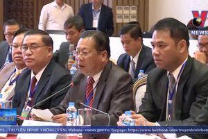 Lực lượng cảnh sát Việt Nam-Lào tăng cường hợp tác