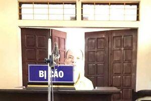 Thanh Hóa: Xử phạt hơn 40 tháng tù đối tượng dâm ô con gái