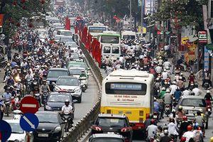 Hà Nội: Vẫn còn 27 'điểm đen' về ùn tắc giao thông