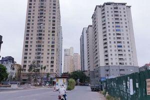5 tòa chung cư khu đô thị Văn Khê đã chuyển sang Viện kiểm sát xem xét khởi tố