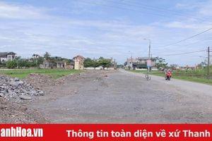 Nhân dân TP Thanh Hóa hiến 52.410m2 đất cho các cơ sở hạ tầng nông thôn