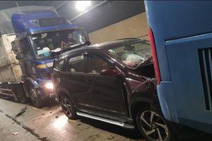 Đường hầm 'điểm đen' của các vụ tai nạn nghiêm trọng