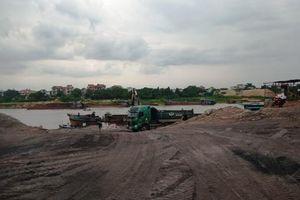 Doanh nghiệp ngang nhiên chiếm dụng hàng chục ngàn m2 đất ở TP Việt Trì