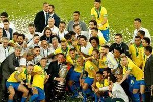 Brazil vô địch Copa America 2019: Liều thuốc cho trái tim