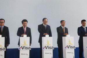 Lào khai trương dịch vụ cấp thị thực điện tử