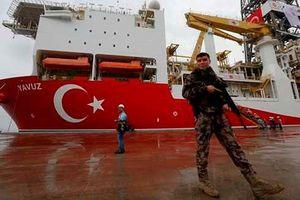 Khai thác dầu khí trái phép ngoài khơi đảo Síp, Thổ Nhĩ Kỳ đối mặt với trừng phạt?
