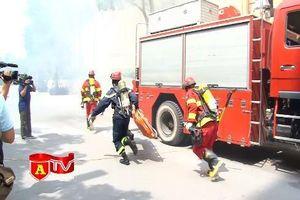 Cẩn trọng với cháy nổ tại các nhà chung cư, nhà cao tầng