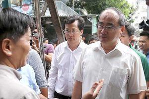 'Không để chậm trễ chính sách cho dân Thủ Thiêm'