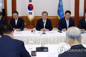 Hàn Quốc kêu gọi Nhật Bản không đẩy căng thẳng thương mại tới 'đường cùng'