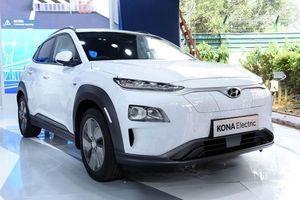Hyundai Kona EV ra mắt, thời đại xe điện bắt đầu tại Ấn Độ?