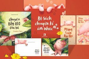 Sách tương tác: Tuyệt chiêu 'dụ' trẻ đọc sách