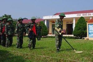 Xây dựng LLVT tỉnh Điện Biên vững mạnh, thực hiện thắng lợi nhiệm vụ quân sự, quốc phòng