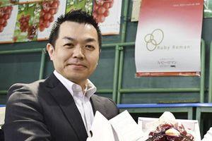 Điều gì khiến chùm nho đỏ Nhật Bản có giá hơn 255 triệu đồng