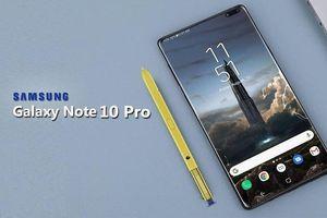 Galaxy Note 10 sở hữu hiệu năng 'khủng' dự kiến ra mắt trong tháng 8