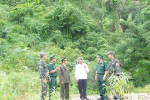Giữ rừng biên giới mãi xanh