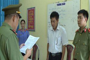 Truy tố 8 bị can vụ gian lận điểm thi tại Sơn La