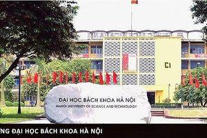 245 thí sinh đầu tiên trúng tuyển vào Đại học Bách khoa Hà Nội