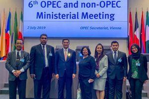 Malaysia ủng hộ thỏa thuận gia hạn cắt giảm sản lượng đến ngày 31/3/2020