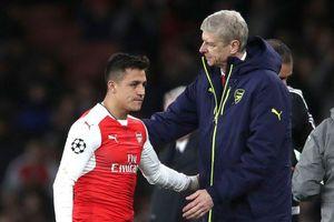 Tiết lộ: Alexis Sanchez lật kèo Arsenal chạy sang MU