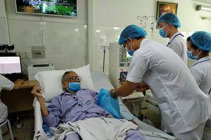 Bệnh viện đầu tiên đạt chứng nhận ISO quốc tế về chạy thận nhân tạo
