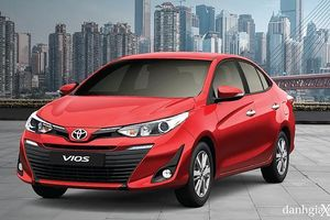Top 10 xe bán chạy nhất nửa đầu năm 2019: Người Việt vẫn 'cuồng' Vios