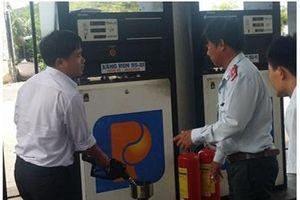 Tăng cường giám sát đo lường, chất lượng trong kinh doanh xăng dầu tại Bình Thuận