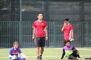 HLV Ijiri Akira lo lắng thể trạng của các tuyển thủ Việt Nam