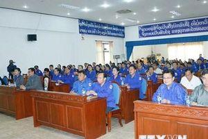 Đoàn Thanh niên Lào tổ chức diễn đàn về tư tưởng Hồ Chí Minh
