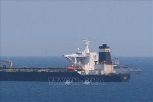 Iran tiếp tục phản đối Anh về vụ bắt giữ tàu chở dầu