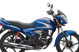 Honda Ấn Độ công bố giá bán xe tay côn CB Shine với giá rẻ bất ngờ