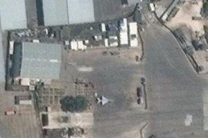 Tiêm kích MiG-21 'huyền thoại' của Nga bất ngờ xuất hiện ở căn cứ không quân Syria?