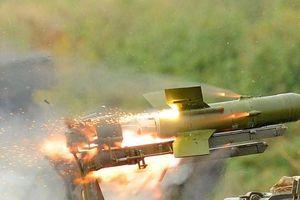 Serbia nâng cấp thành công tên lửa Malyutka Việt Nam đang dùng