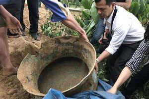 Ngắm cổ vật hàng nghìn năm tuổi tìm thấy ở Lào Cai