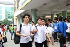 245 thí sinh được tuyển thẳng vào Trường Đại học Bách khoa Hà Nội