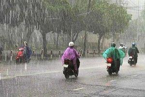 Thời tiết 10/7: Hà Nội mưa rào và dông sau chuỗi ngày 'nắng như đổ lửa'