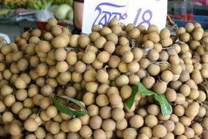 Xuất khẩu rau quả của Thái Lan sang Trung Quốc tăng mạnh