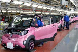 Thị trường xe hơi Trung Quốc tăng trưởng sau 1 năm suy thoái