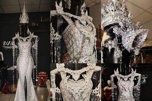 Hé lộ loạt National Costume 'siêu chất lượng' của dàn thí sinh Miss Grand Thailand 2019